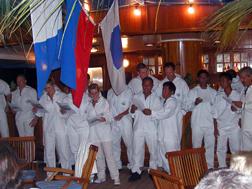 Sailing The Caribbean On The Luxury Yacht Sea Cloud II