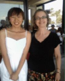 Du=aughter Emily's high school graduation