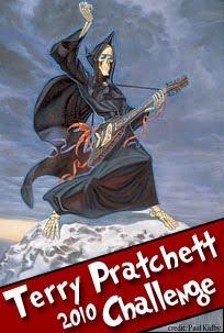 Terry Pratchett 2010 Challenge