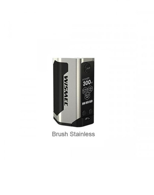 Wismec_Reuleaux_RX_GEN3-brush-stainless