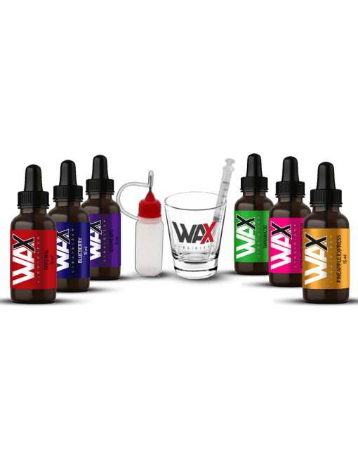 wax_liquidizer_6_flavors_w_e_juice_mix_kit_new