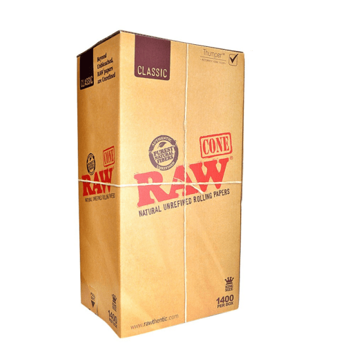 RAW-1400-CONE 1400 pieces