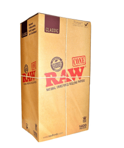 RAW-1400-CONE 1400 pieces