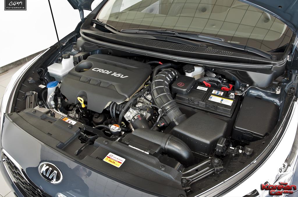 Kia Ceed Engine >> Review 2012 Kia Cee D 1 4 Crdi 90 Hp Drive 5 Door Korean Car Blog
