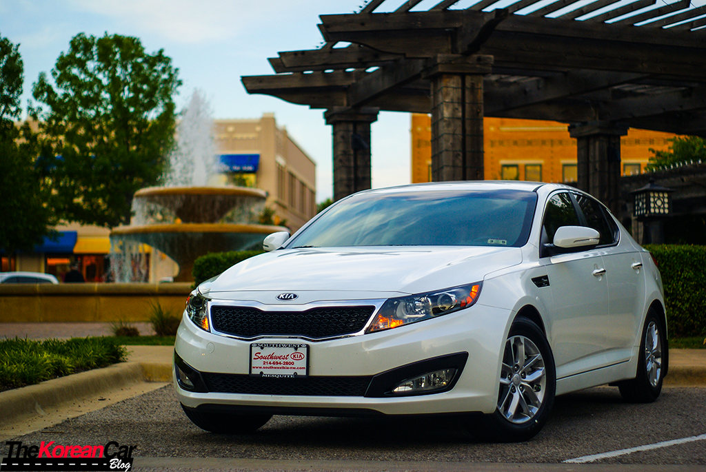 Review: 2013 Kia Optima 2.4 GDi 201 hp EX - The Korean Car Blog