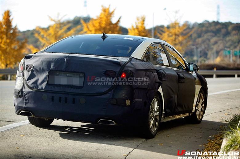 New 2015 Hyundai Sonata Debut Confirmed For 2014 New York