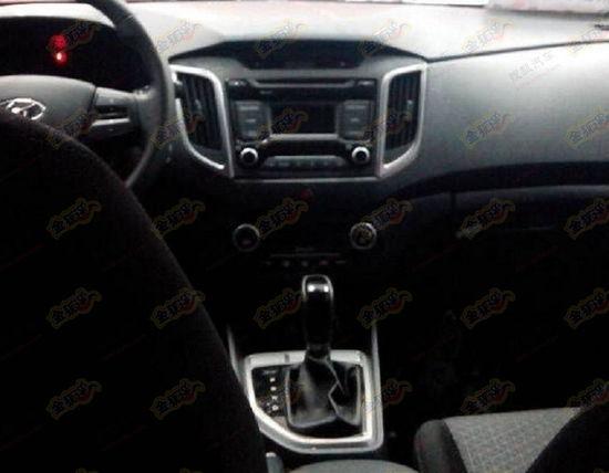 Scooped New Interior Photos Of The Hyundai Ix25 Korean Car Blog