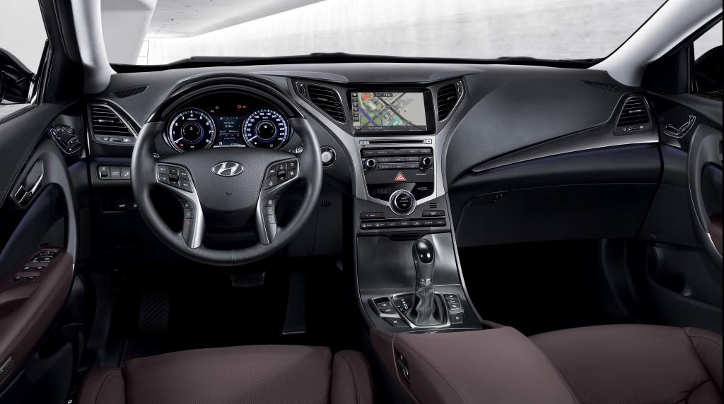 Upgraded Grandeur_front seat interior (Custom)