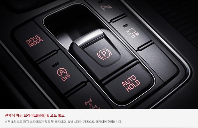 03 Kia Sorento Performance Electronic Parking Brake