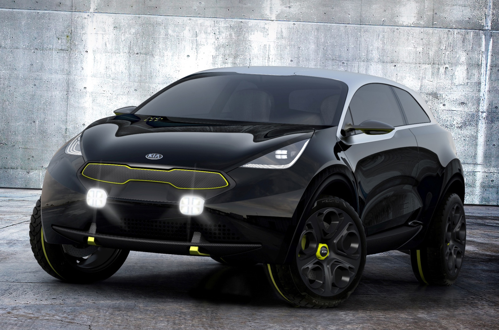 ever kias small a carscoops will first be photo niro hybrid s dedicated gallery kia suv