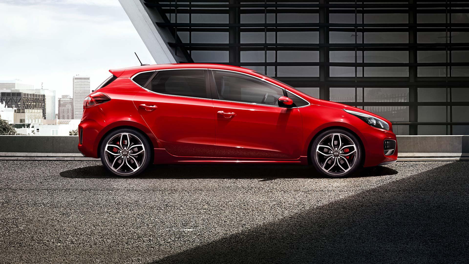 Kia Proceed Amp Ceed Gt Facelift Revealed The Korean Car Blog