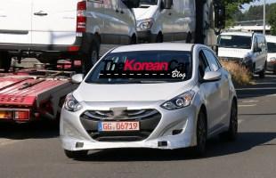 Hyundai i30 N series 2