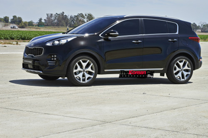 2016 kia sportage first official spy shots (5)