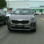 2016 kia sportage fully undisguised (1)