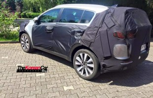 2016 kia sportage spied in germany (1)