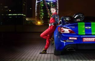 interview tatiana genesis coupe race car thekoreancarblog (1)