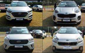 hyundai kia suv comparison