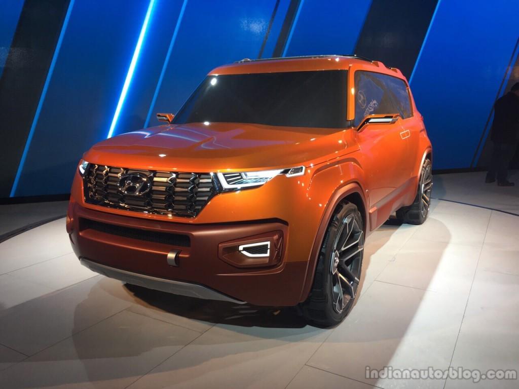 2016 Delhi Auto Expo Top 10 Concept Cars: Hyundai Motor Debuts Carlino Concept At Delhi Auto Expo