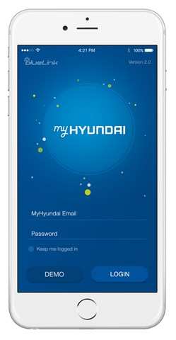 Hyundai Launches New Myhyundai App Korean Car Blog