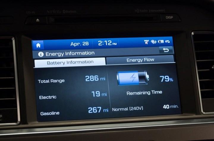 Sonata Plug-In Hybrid