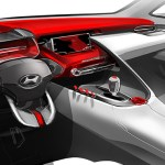 Hyundai Veloster interior rendered2
