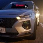 Hyundai Santa Fe spied new angles (7)