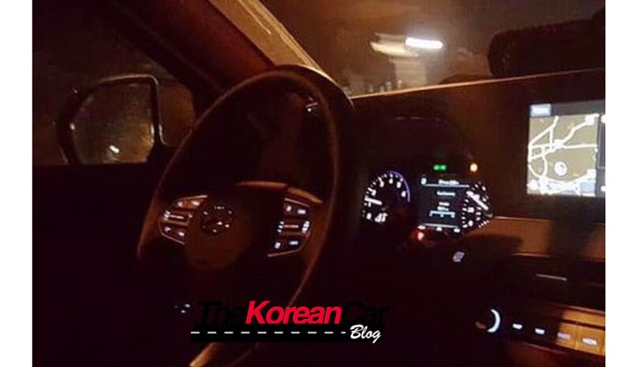 Hyundai full size SUV