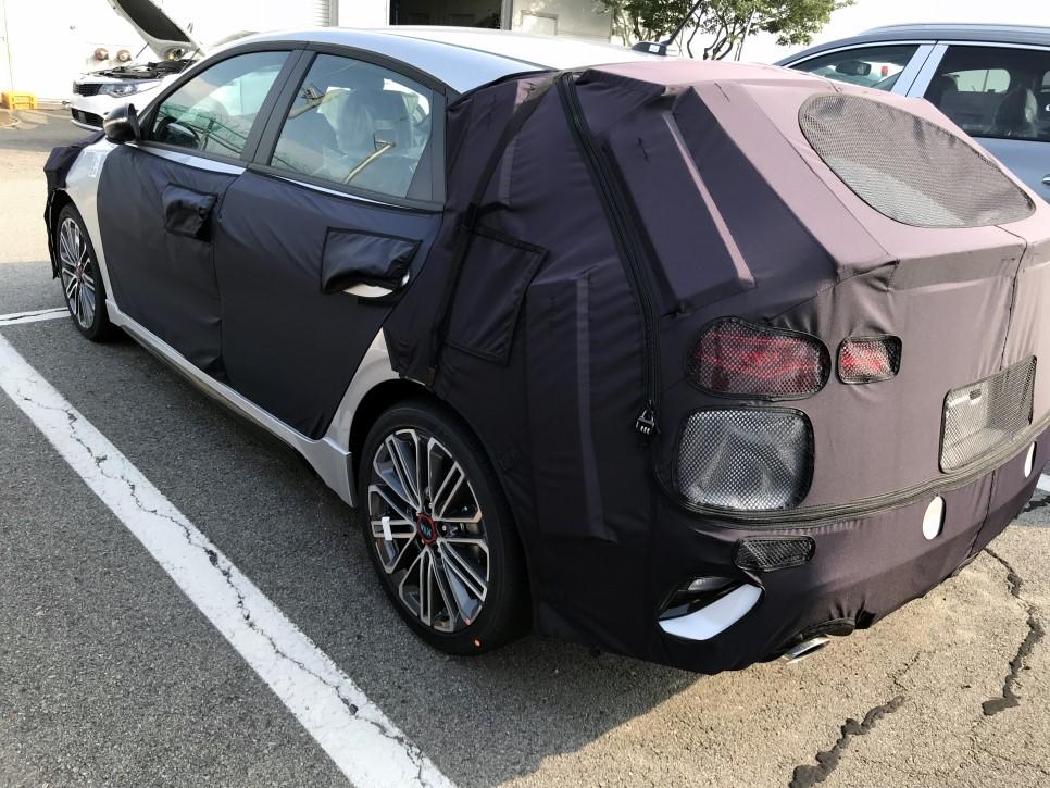 Kia K3 GT