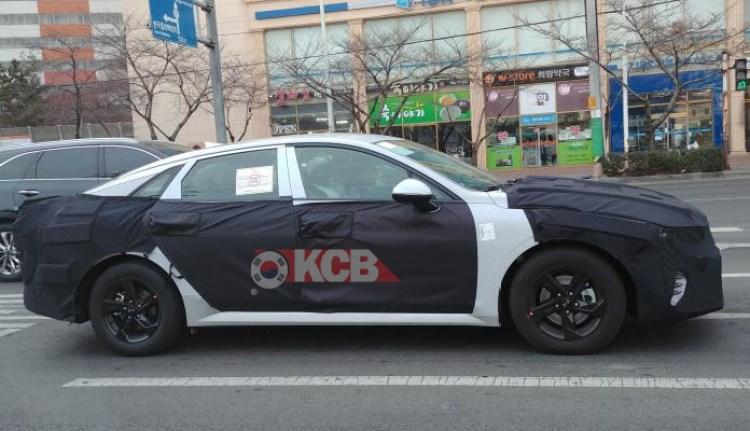 Next Gen 2020 Kia Optima Spied For The First Time Korean Car Blog