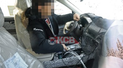 Geneva Auto Sales >> Genesis GV80 SUV Spied Inside for the First Time - Korean ...