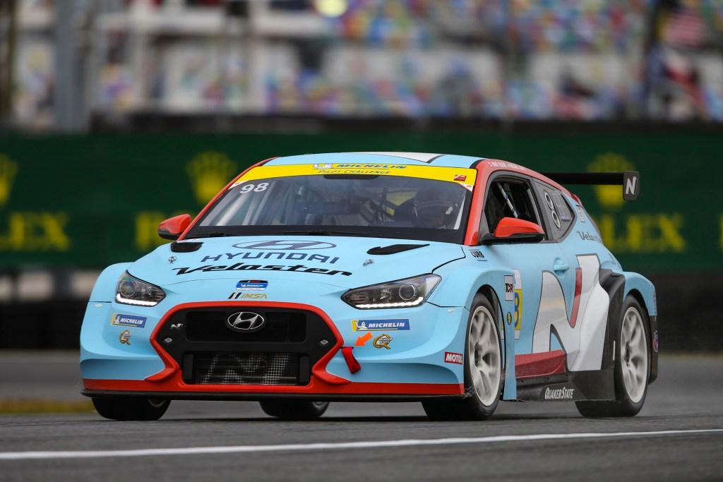 Hyundai Motorsports VLN1