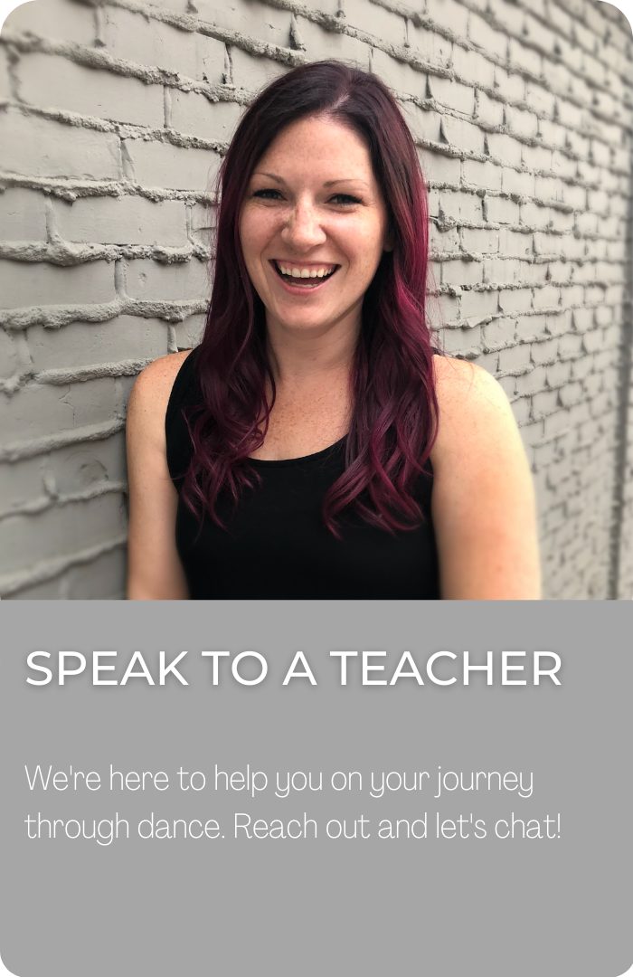 speak to a teacher