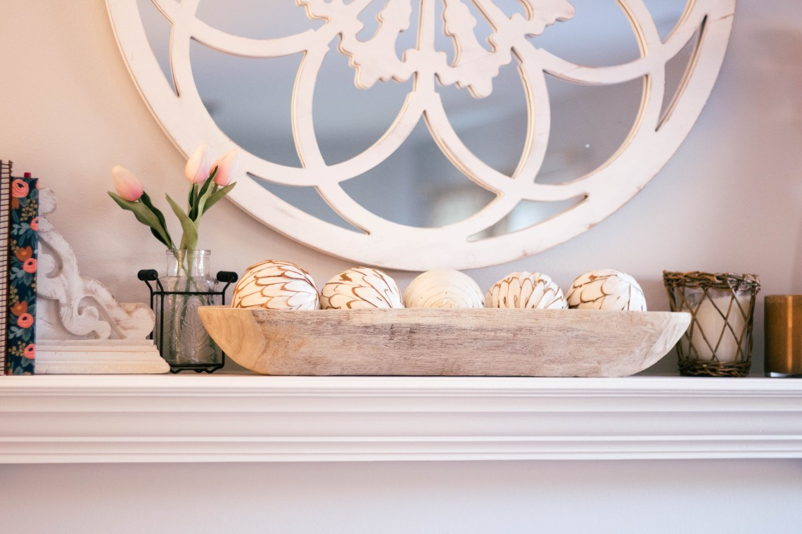 Decorating Your Mantel For All Seasons The Kraus House