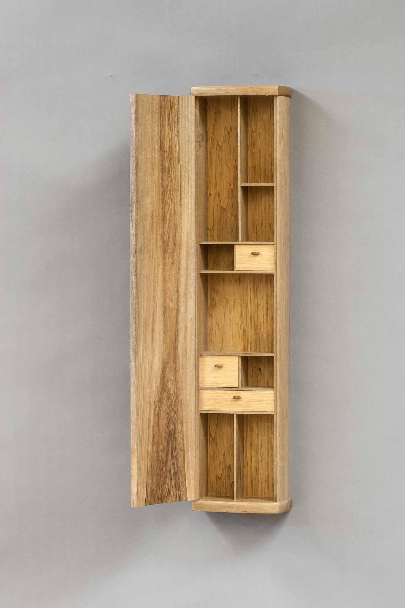 Wall Hanging Cabinet  The Krenov School of Fine Furniture
