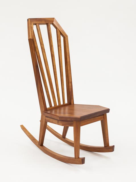 types of rocking chairs cane seat student projects the krenov school fine furniture osher briana trujillo 2017 dieds rocker chair
