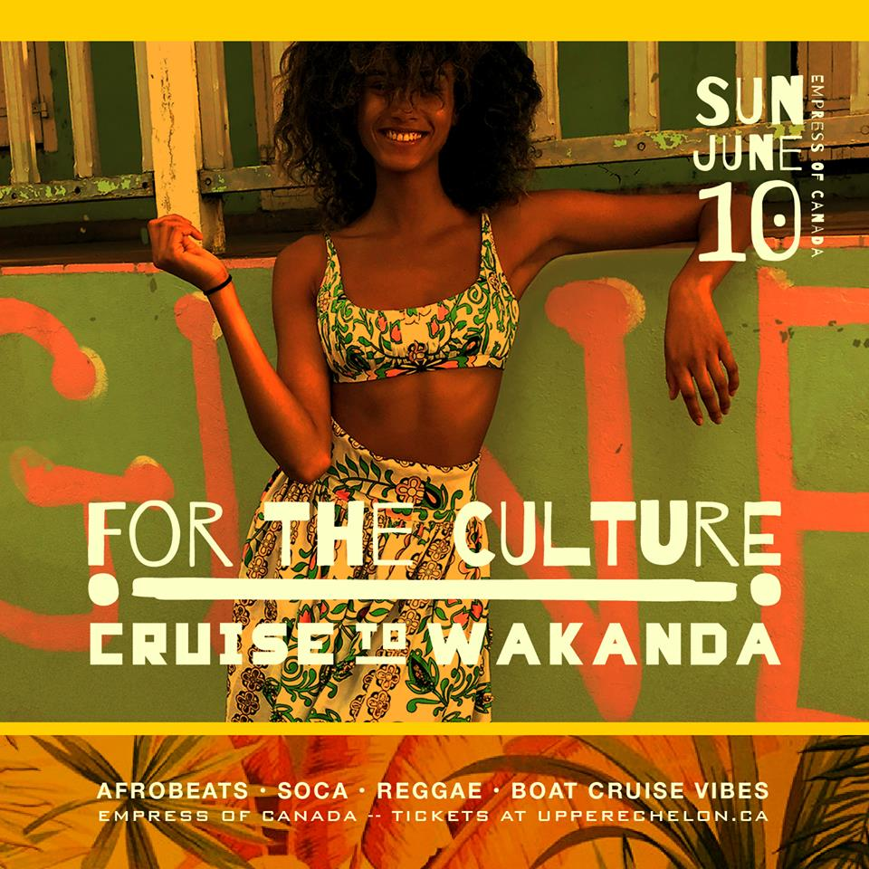For The Culture | Cruise to Wakanda