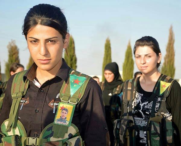 YPJ: Kurdish Women's Protection Units | The Kurdish Project