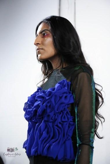 Hair: Hair and Beauty Studio Makeup: Alluring Complexions Photo: Leena Vuor
