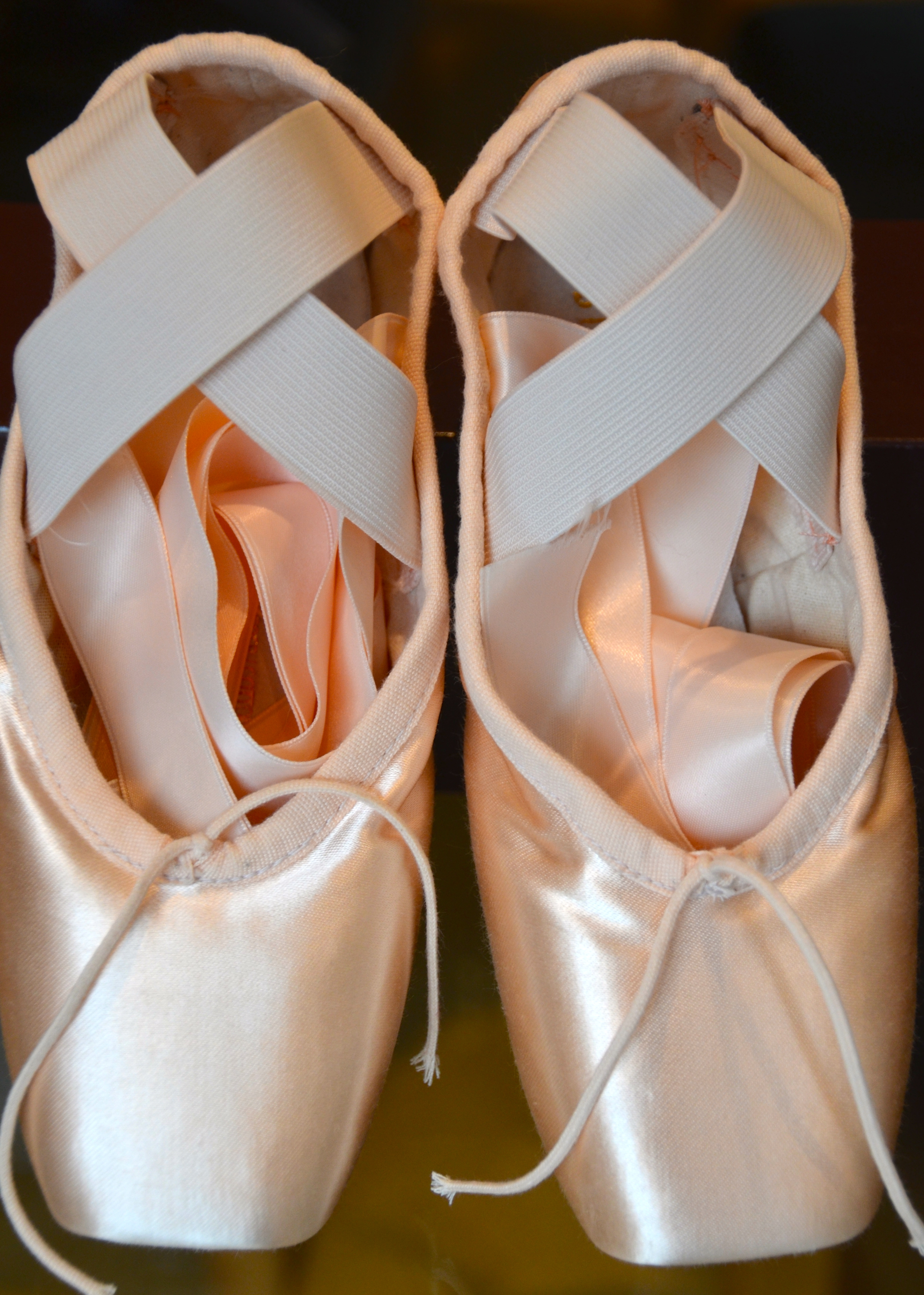 How To Sew Ribbons On Pointe Shoes : ribbons, pointe, shoes, Edgar, Degas, Know,, About, Ballet, Pointe, Shoes, Navigating, Labyrinth
