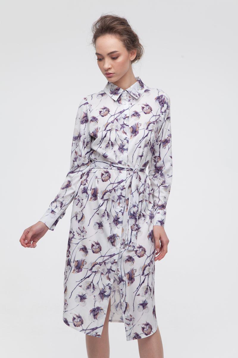 Платье-рубашка Gentle cotton - THE LACE