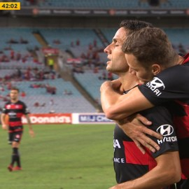 Wanderers See Red As They Trickle Out Of The Finals