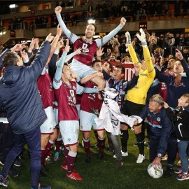 Melbourne Victory Fail To Tame The APIA Liechhardt Tigers