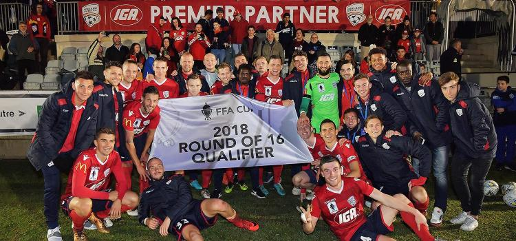 The Magic Of Adelaide United At The Cup