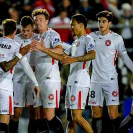 Eagles Efforts Ravaged By The Western Sydney Wanderers