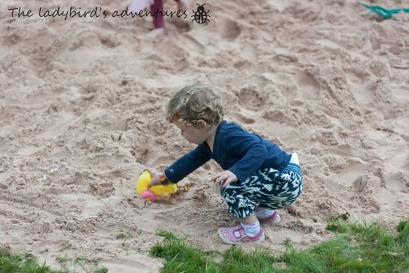 Tips for taking a toddler to Just So festival