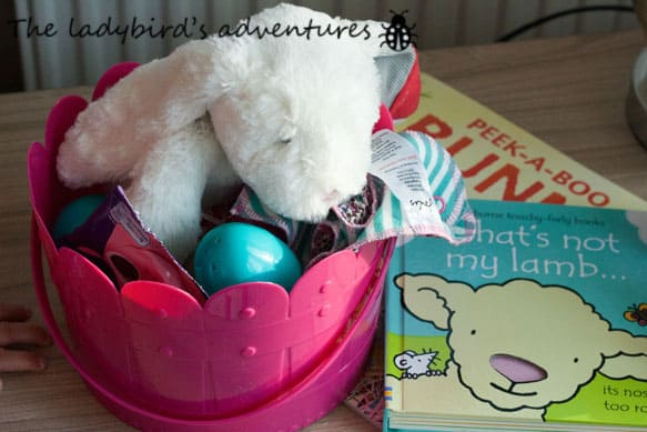 Easter gifts for babies and toddlers the ladybirds adventures easter gifts for babies and toddlers negle Images