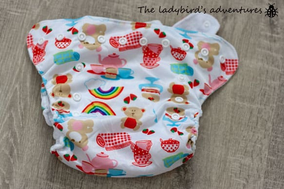 Parenting, play dough and cloth nappies #littleloves