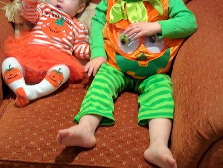 Halloween, swimming and preschool activities #littleloves