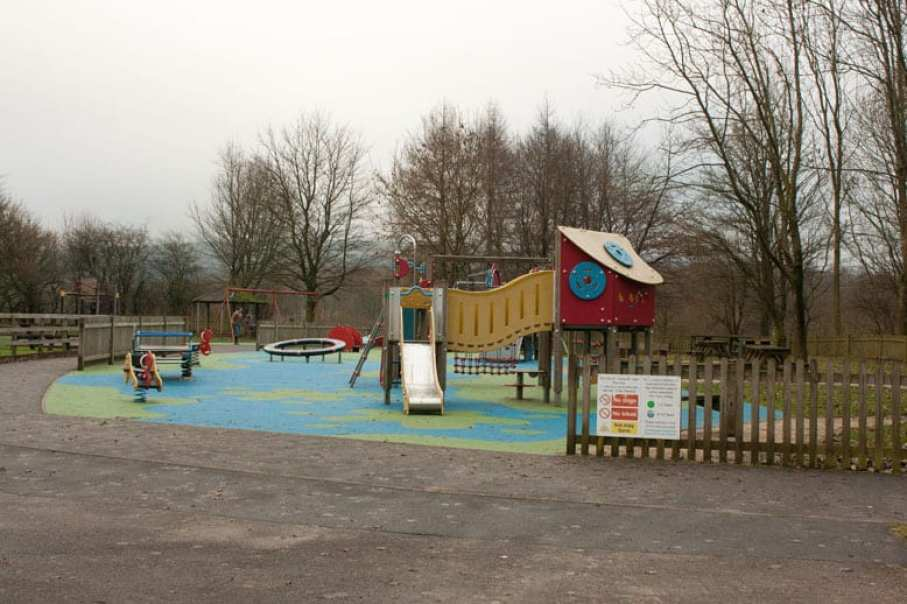 tittesworth water playground