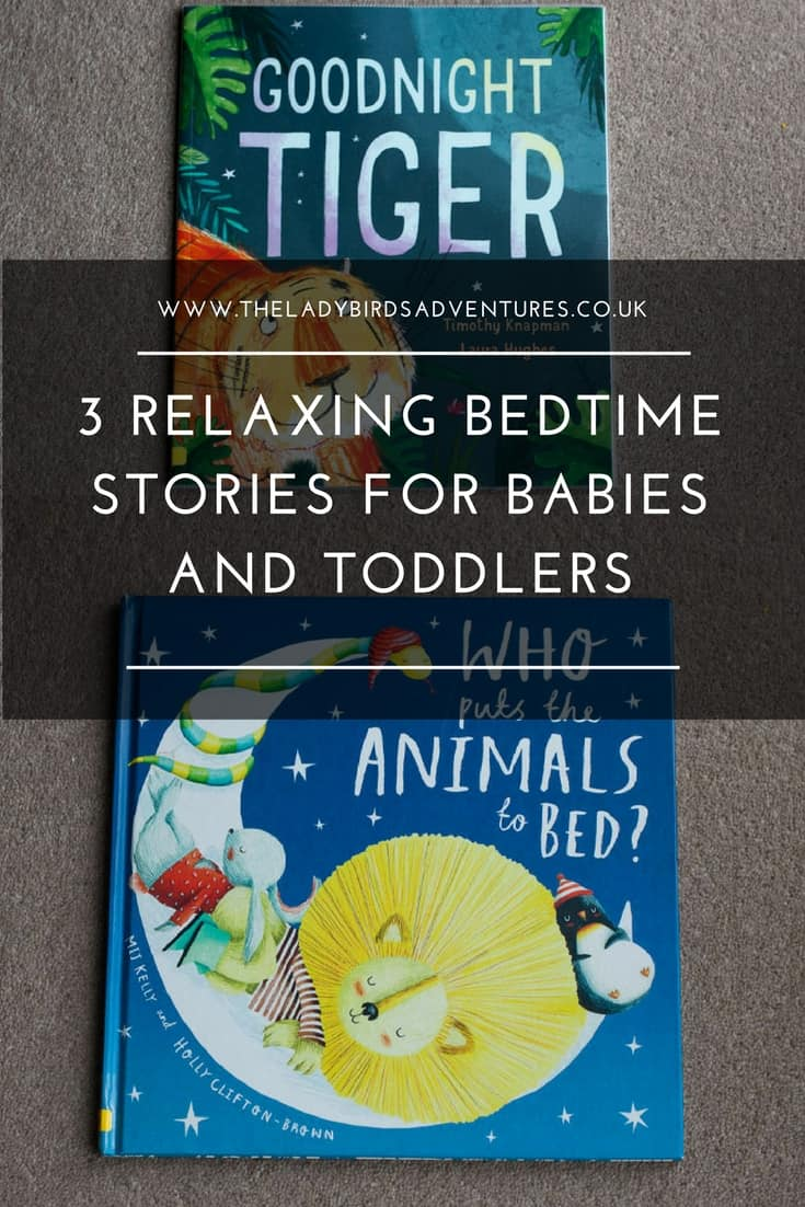 one of our 3 favourite relaxing bedtime stories for babies and toddlers